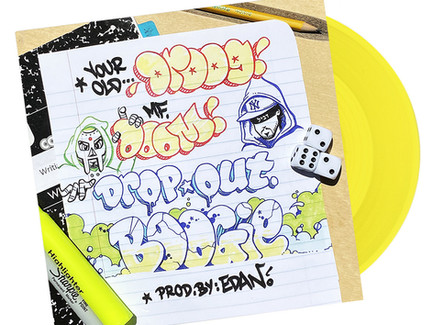 Your Old Droog (YOD) & MF Doom - Dropout Boogie (Produced by Edan)