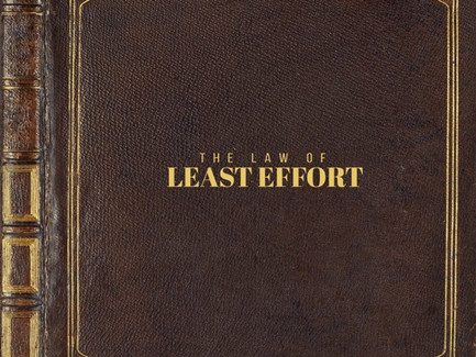 Eloh Kush & Ras Beats - The Law of Least Effort (Produced by Ras Beats) (Album)