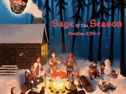 Noveliss & Hir-O - Sage of the Season (Produced by Hir-O) (EP)