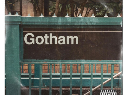 """Talib Kweli and Diamond D are Gotham. """"The Quiet One"""" featuring Busta Rhymes"""