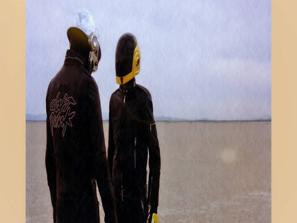 Storm Watkins - Thank You, Daft Punk! EP