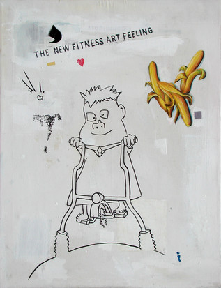 The new Fitness Art Feeling