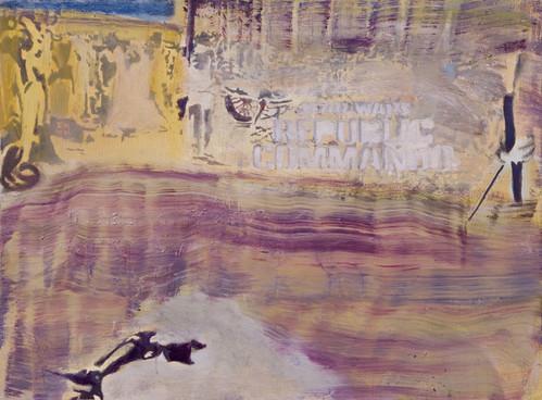 60 x 81 cm oil on canvas 2014