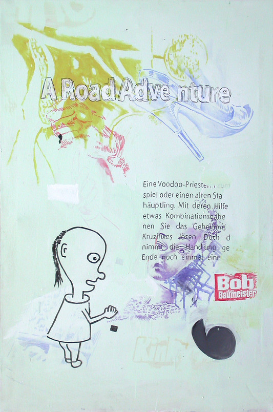 A Road Adventure