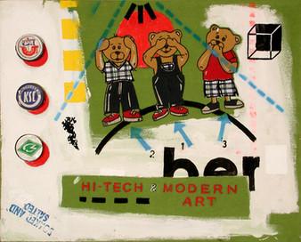 Hi-Tech & Modern Art