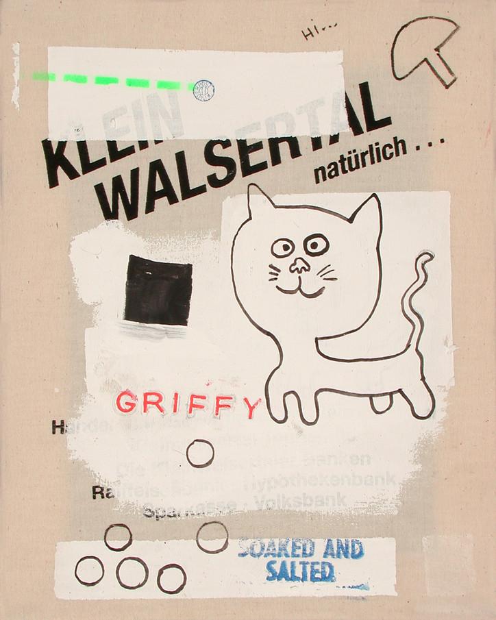 Griffy in Kleinwalsertal