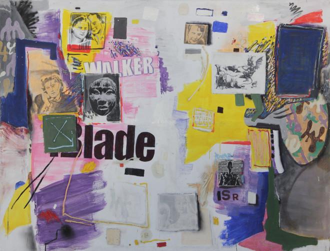 Walker Blade