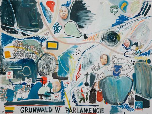 Grunwald w parlamencie (Grunwald in the parliament)