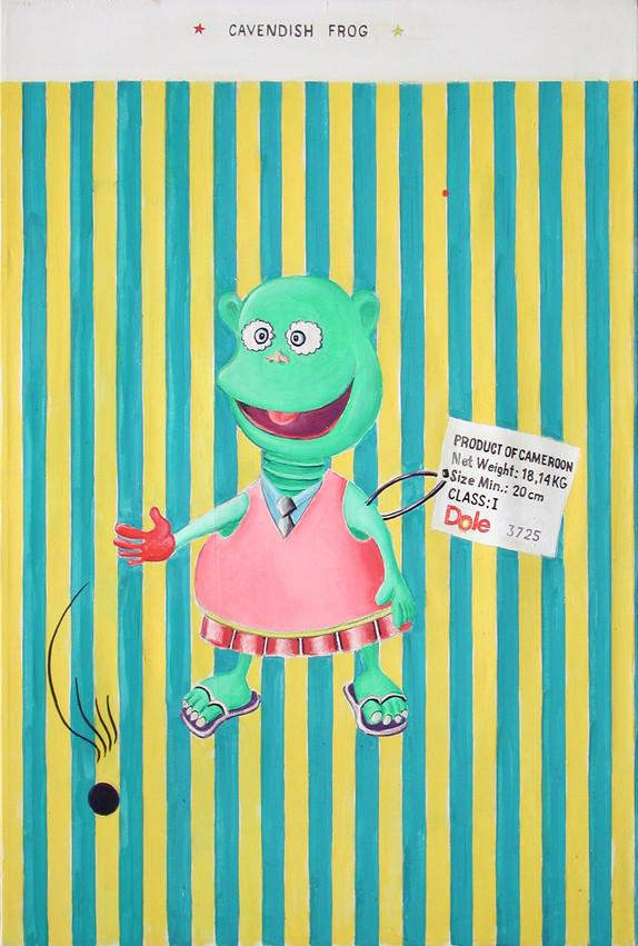 Cavendish Frog