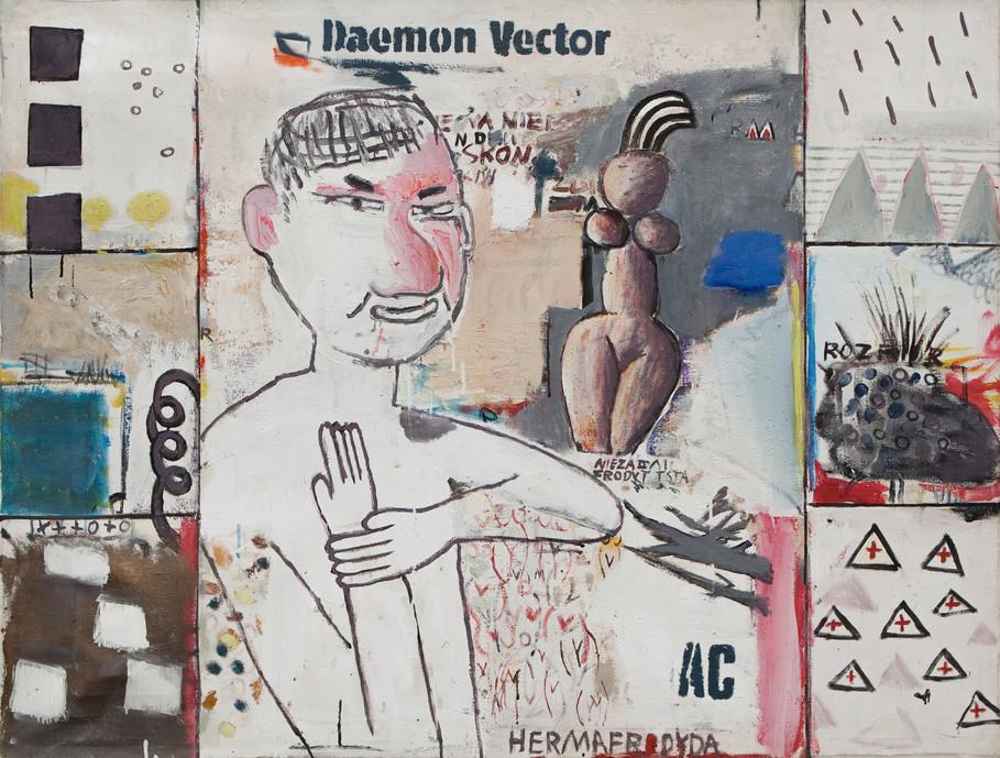 Hermafrodyda (Daemon Vector)