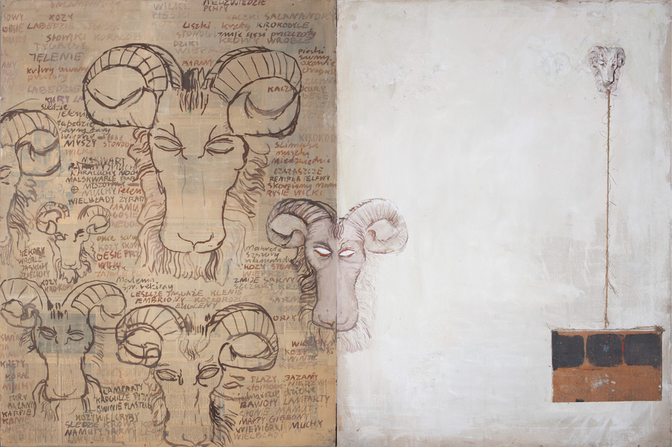 Aries Diptych
