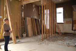 Before: YWCA Offices and Shower