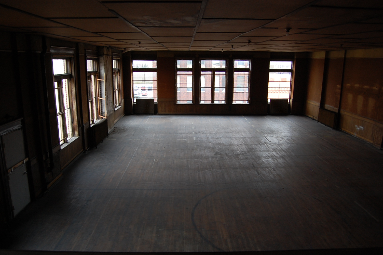 Before: Ballroom: YWCA Gymnasium