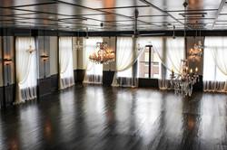 After: Ballroom: Historic Renovation