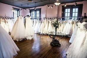 Wedding Tree bridal showroom