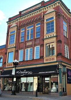 Front of John Rehfuss Building 2014 - La Crosse, WI