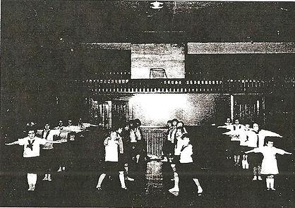 1924 YWCA third floor gym - La Crosse, WI