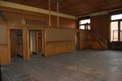 Before:Balcony YWCA Gymnasium