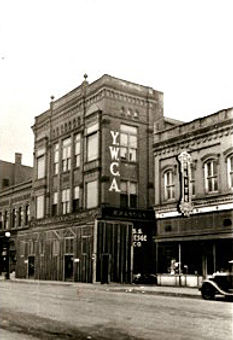 Old YWCA building 1918 La Crosse, WI