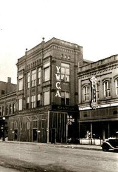 Old YWCA building 1918 La Crosse, WI