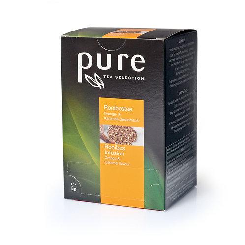 Pure Tee Rooibos Orange Karamell