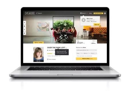 Splacer, das Airbnb für Locations!