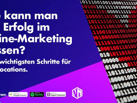 Wie kann man den Erfolg im Online-Marketing messen?Die 3 wichtigsten Schritte für Eventlocations.