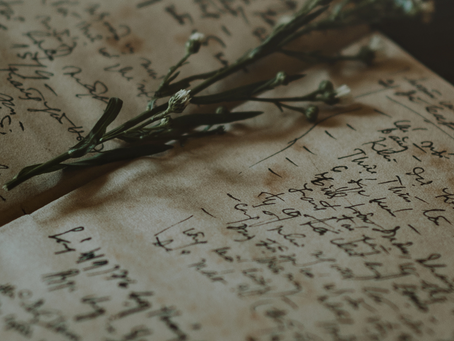 A Way With Words: Journaling as a Tool on the Path