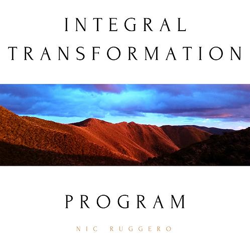Integral Transformation Program
