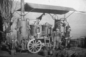 Brennerei aus dem Jahr 1919