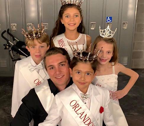 Miss Orlando Prince and Princess Program