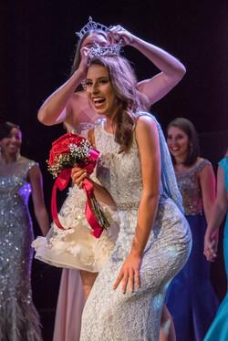 Anastasia Lusnia Miss Kissimmee 2017