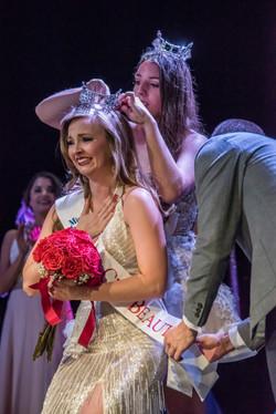 Chandler Parnell Miss City Beautiful 2017