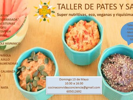 Taller de Patés y Salsas