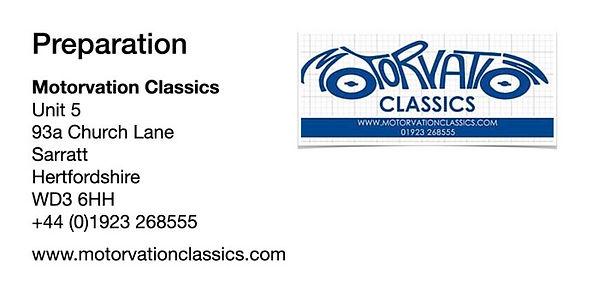 Motorvation Classics