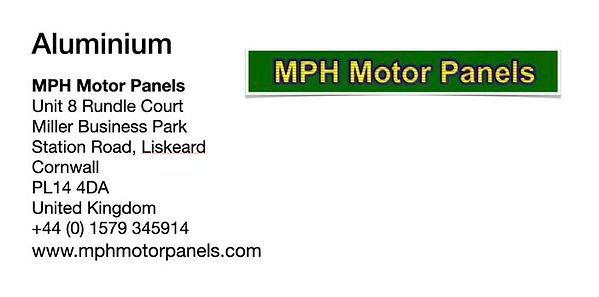 MPH motor panels