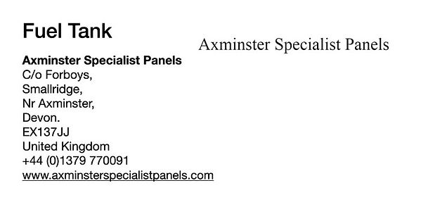 axminster specialist panels