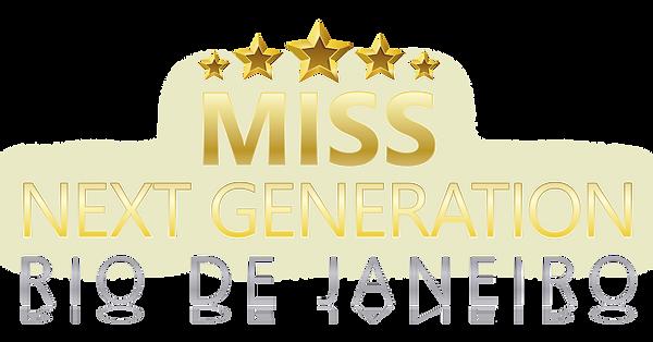 Miss Next Generation Rio de Janeiro