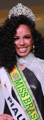 Miss Brasil 2019 Bárbara Sousa