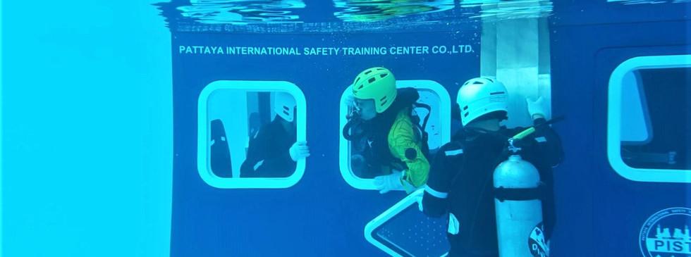 Partial Submersion on HUET exercices