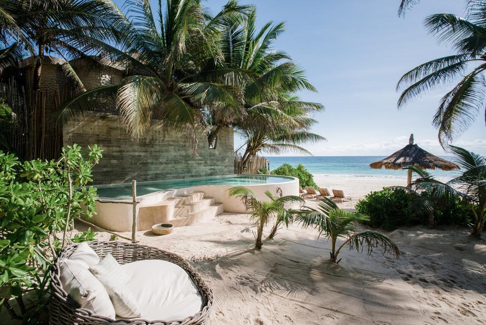 Shared Mahayana Seaside Pool