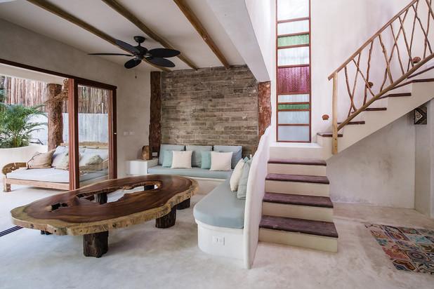 3BR Zorba Villa 3 Living Area
