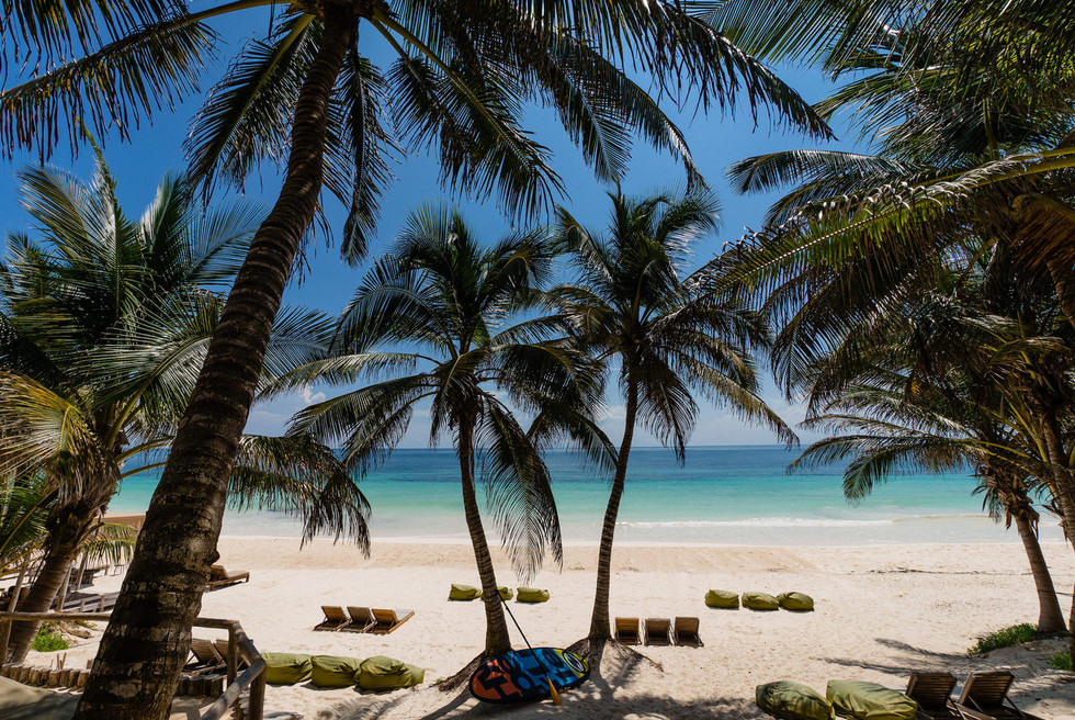 Zorba Tulum Private Beach