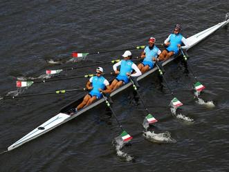 """UNIBA ROWING"" vince regata internazionale a DUBROVNIK"
