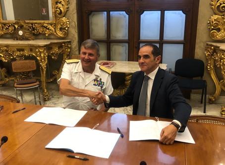 Accordo Attuativo tra Comando in Capo della Squadra Navale e Uniba