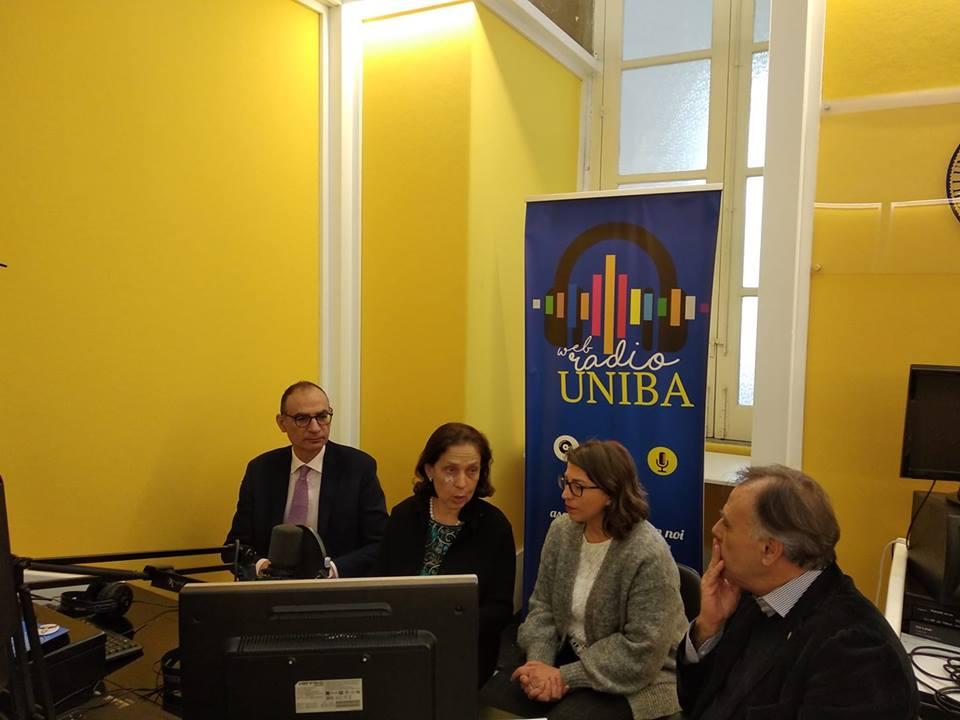 Presentazione accordo UNIBA-GISeG