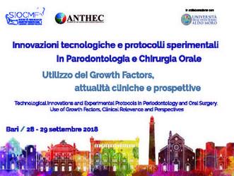 Innovazioni tecnologiche e protocolli sperimentali in Paradontologia e  Chirurgia orale