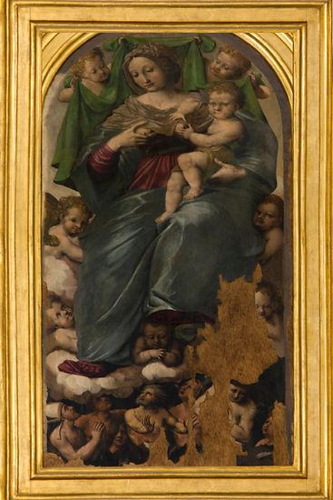 MARCO CARDISCO MADONNA DELLE GRAZIE 1527