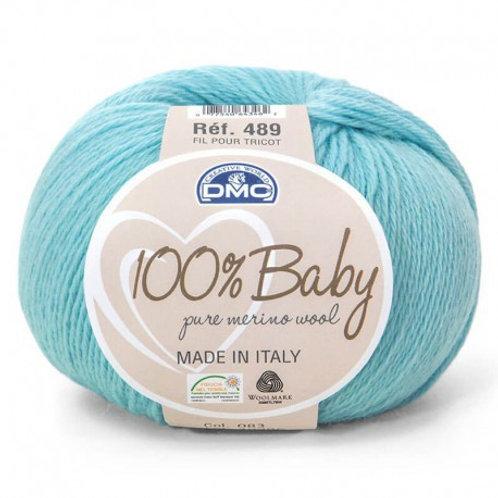 Azure 83 Baby Merino Yarn