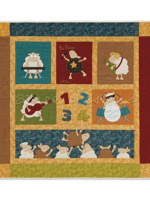Counting Sheep Quilt